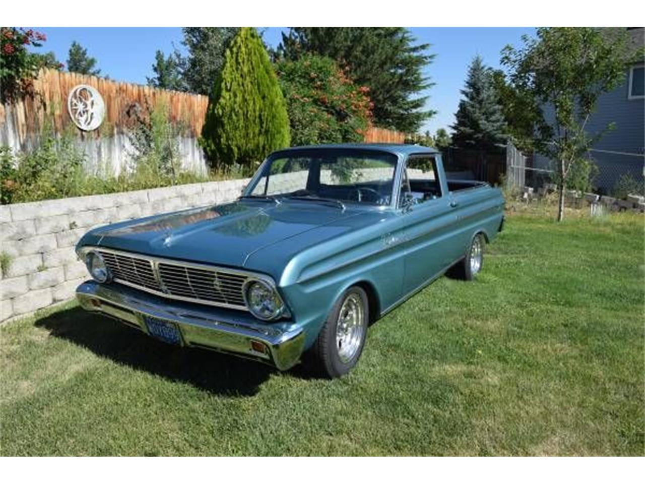 Large Picture of '65 Falcon - PTNV