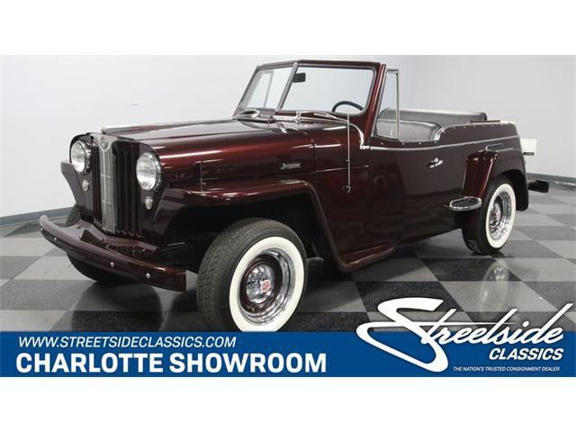 Picture of 1948 Willys Jeepster - PQAT