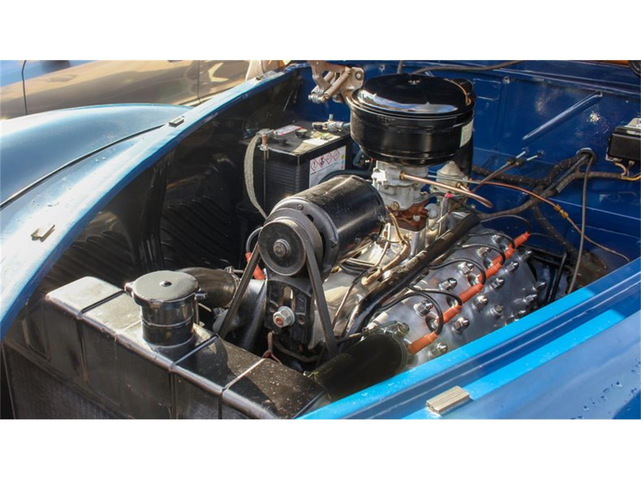 Large Picture of '41 Continental - PTO8