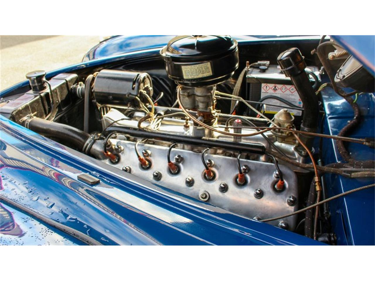 Large Picture of Classic '41 Lincoln Continental located in Maryland - $49,990.00 Offered by Flemings Ultimate Garage - PTO8
