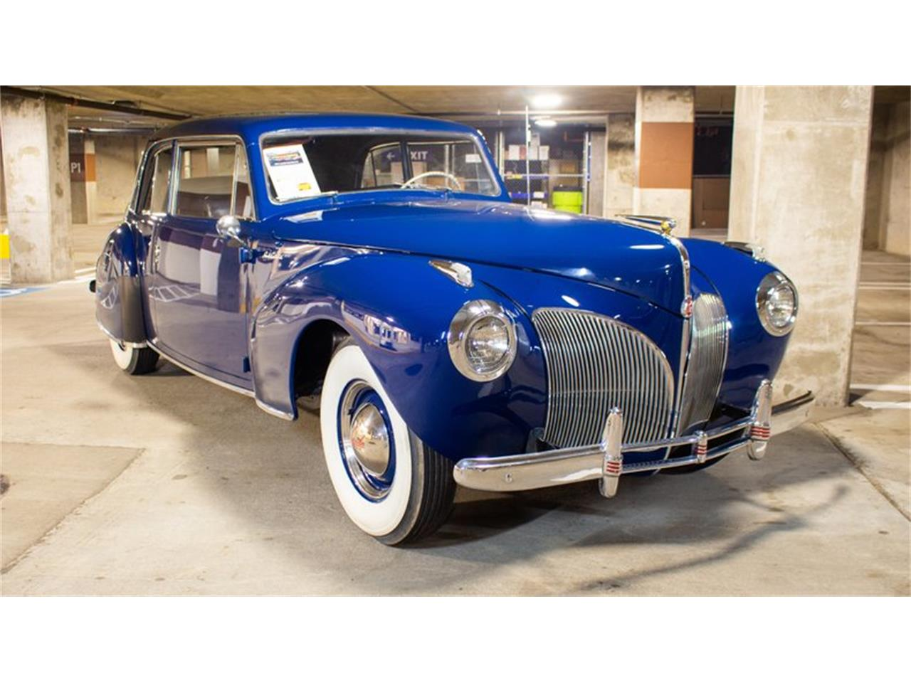 Large Picture of '41 Lincoln Continental located in Rockville Maryland Offered by Flemings Ultimate Garage - PTO8