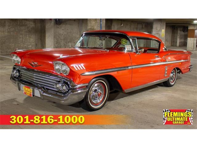 Picture of Classic '58 Impala Offered by  - PTOJ