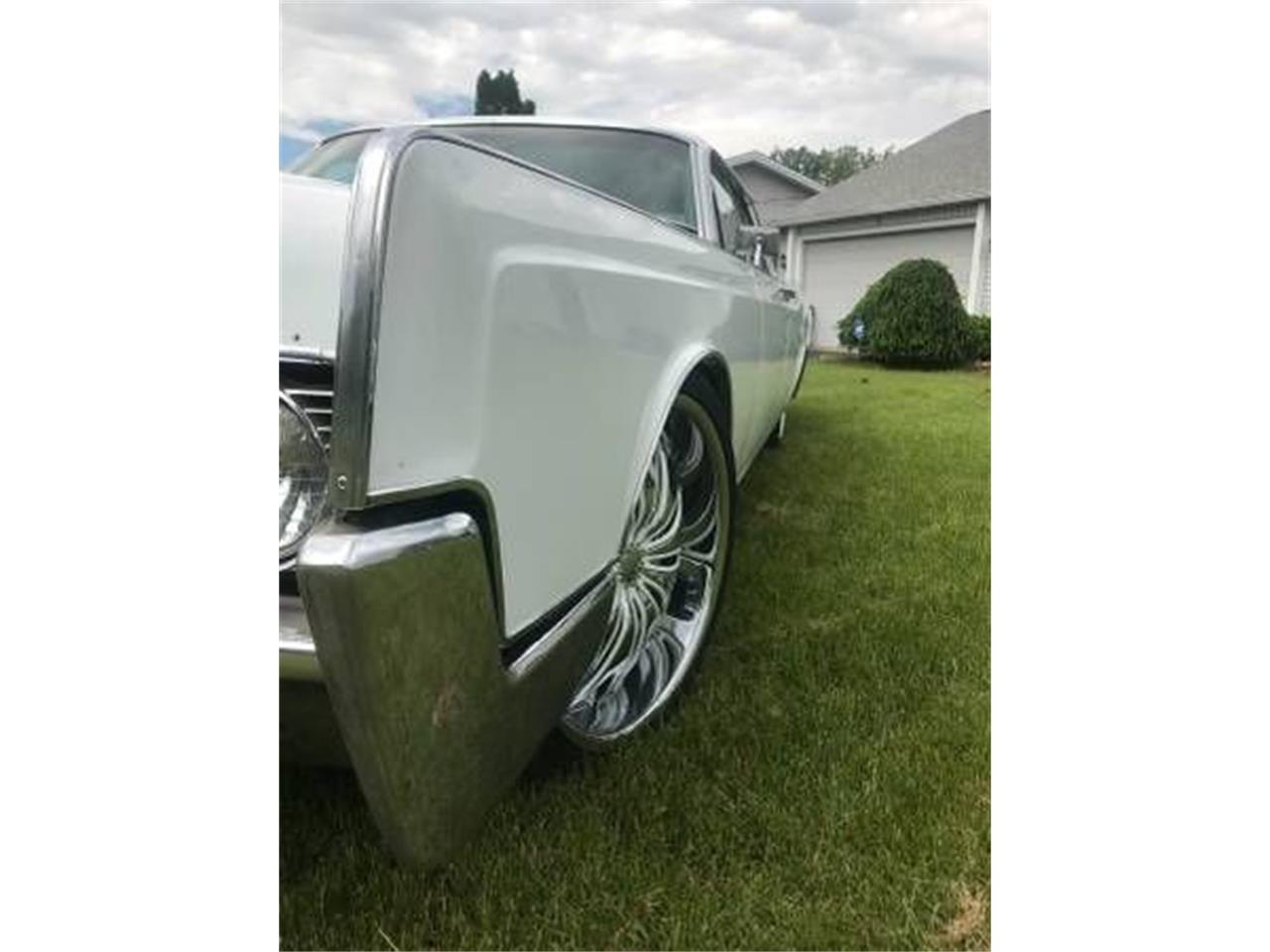 Large Picture of '67 Continental - PTOS