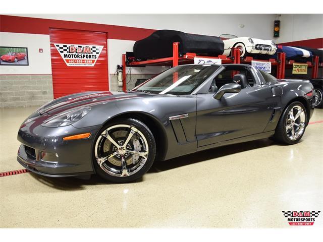 Picture of '12 Chevrolet Corvette located in Illinois - PTPB