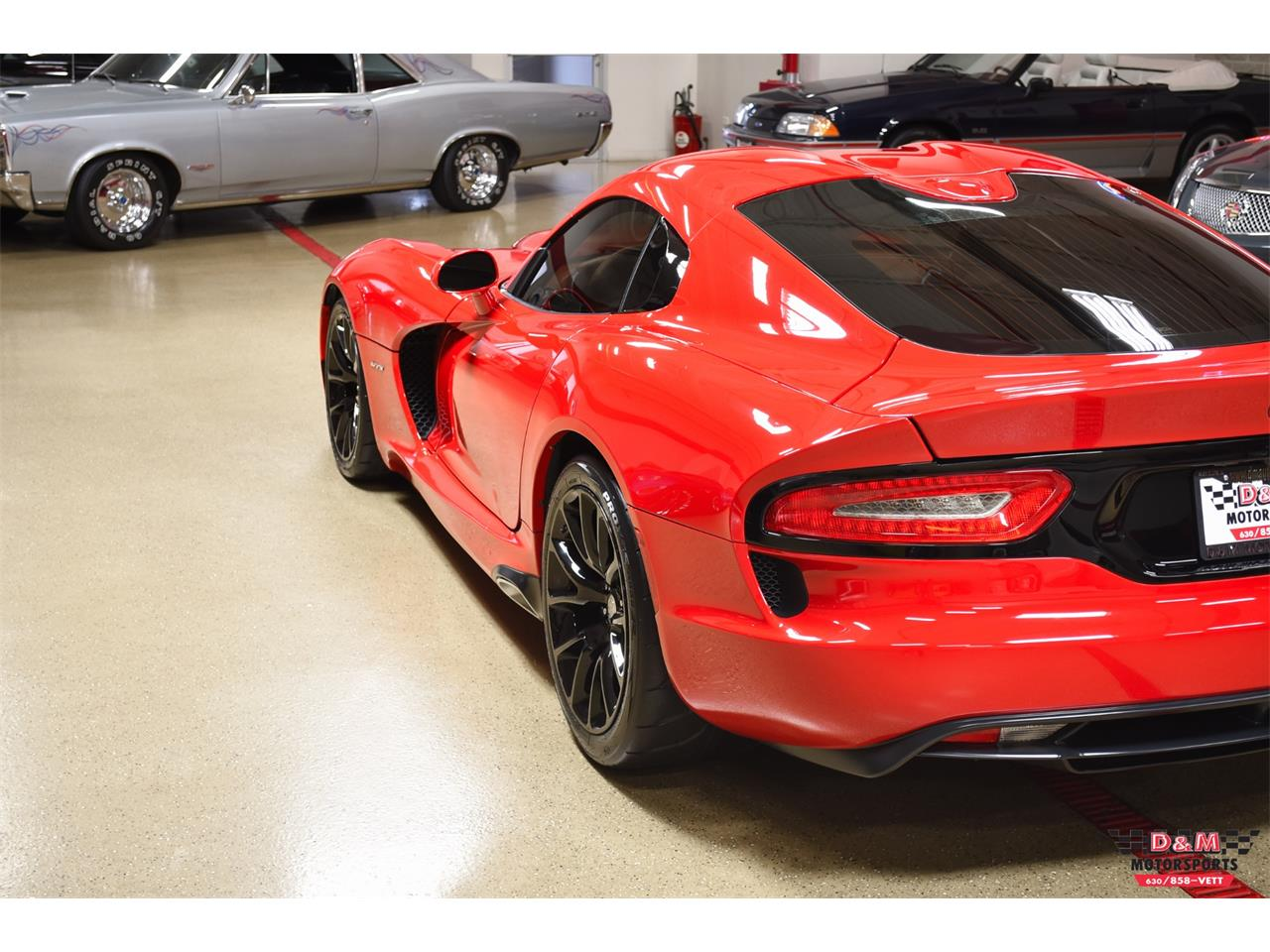 Large Picture of '13 Dodge Viper Offered by D & M Motorsports - PTPC