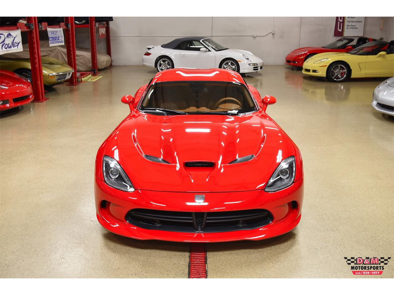 Large Picture of '13 Dodge Viper located in Glen Ellyn Illinois Offered by D & M Motorsports - PTPC