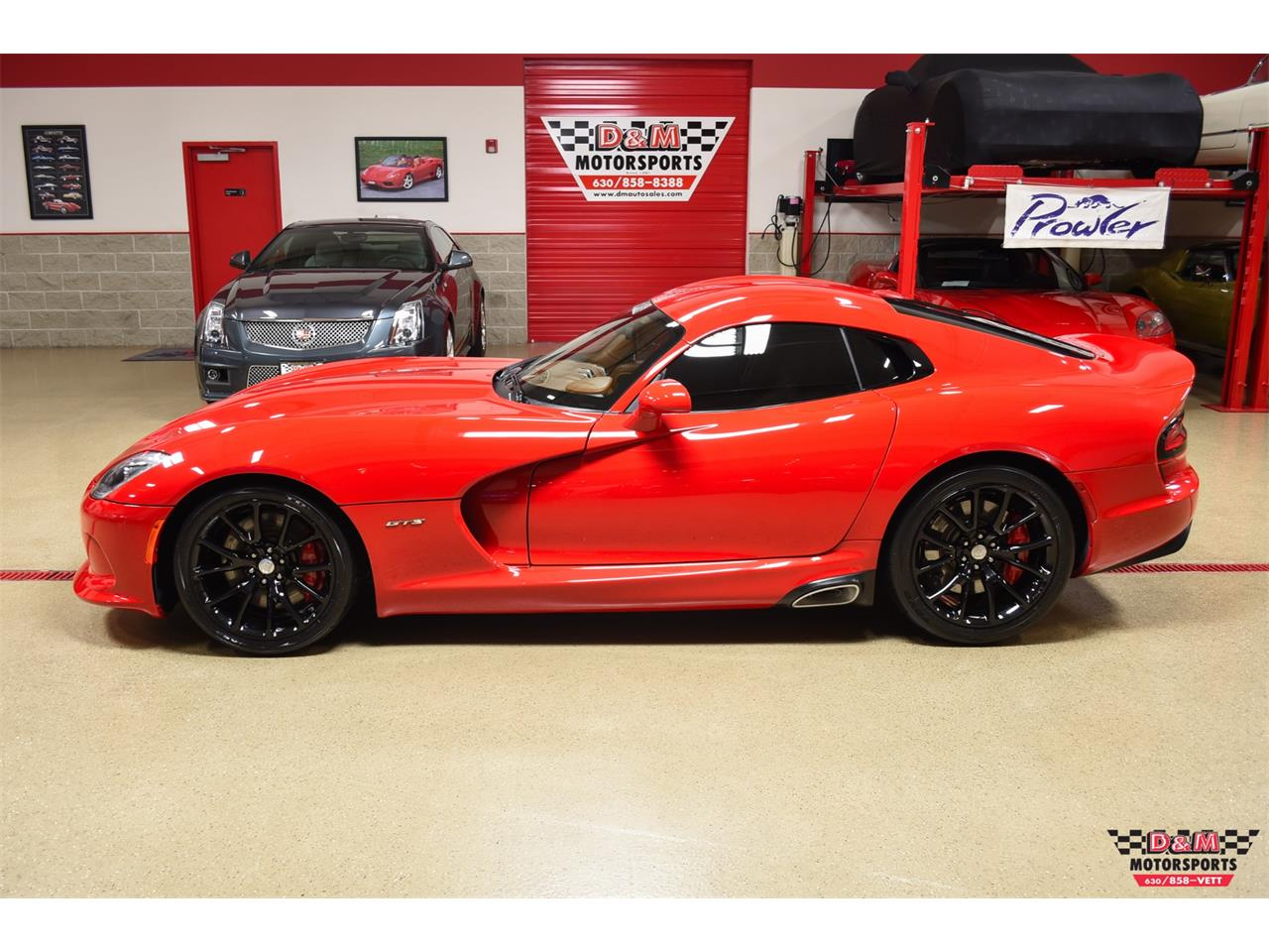 Large Picture of 2013 Dodge Viper - $74,995.00 - PTPC