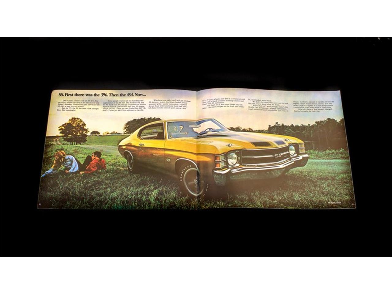 Large Picture of '71 Chevelle - PTPE
