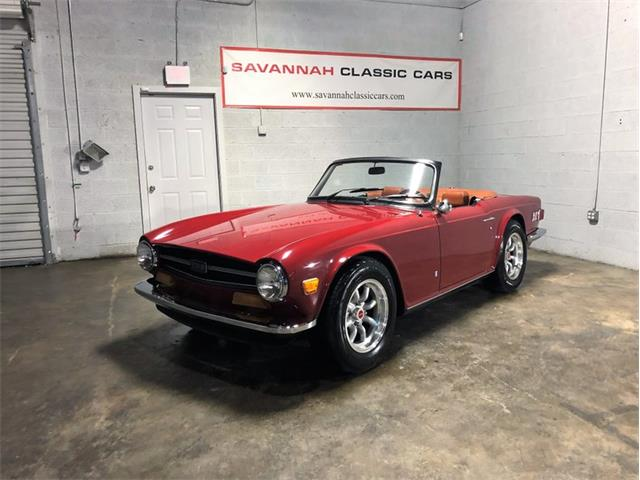 Picture of 1974 Triumph TR6 - $19,950.00 Offered by  - PTPM