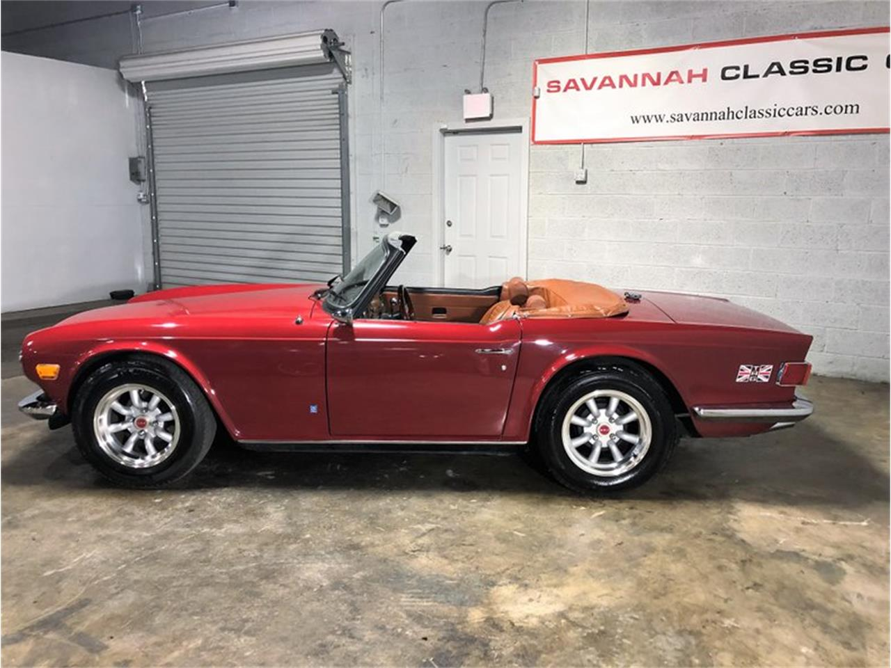 Large Picture of '74 TR6 - PTPM