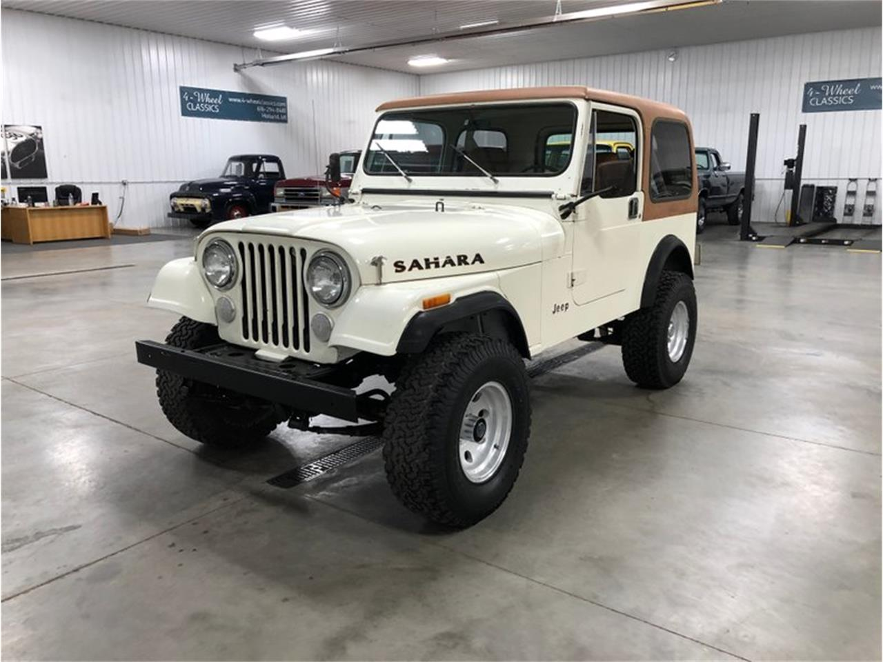 Large Picture of '85 CJ - PTPY