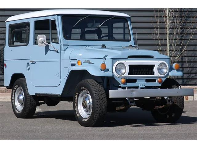 Picture of '69 Land Cruiser FJ - PTPZ