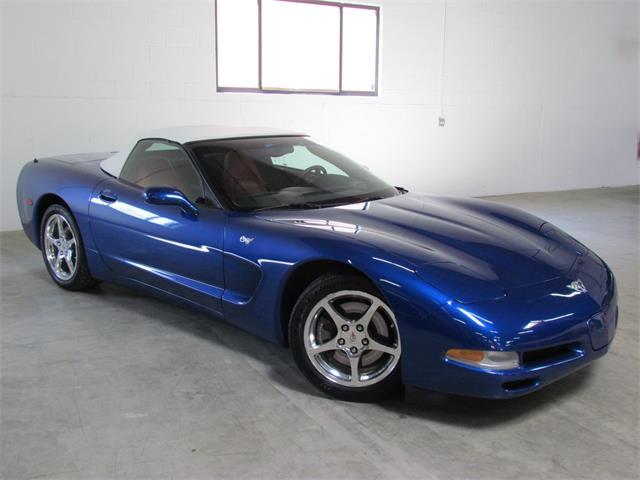 Picture of '03 Corvette - PTQ3