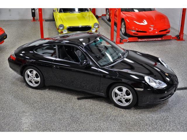 Picture of '01 911 Carrera - PTQ9