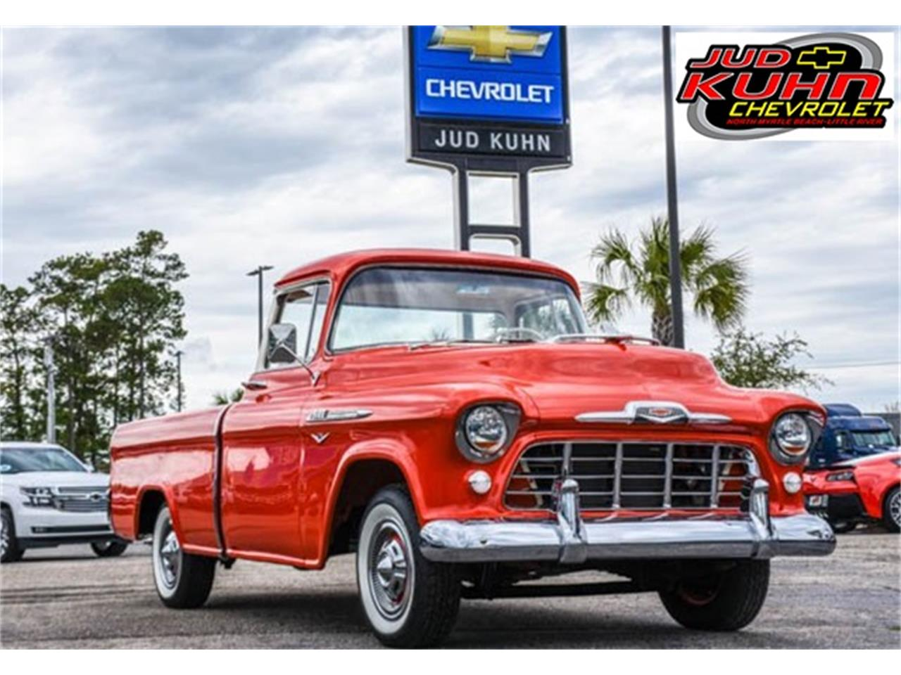 Large Picture of Classic 1956 Chevrolet Cameo located in Little River South Carolina - PTQJ