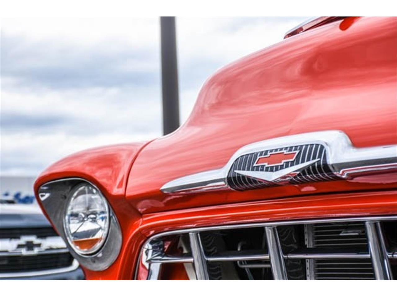 Large Picture of Classic '56 Chevrolet Cameo located in South Carolina - $57,995.00 Offered by Jud Kuhn Chevrolet - PTQJ