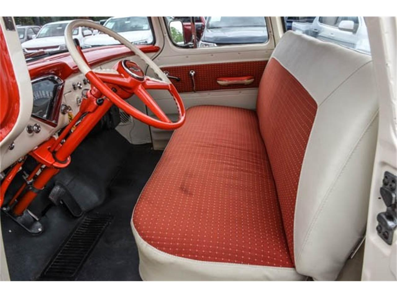 Large Picture of Classic 1956 Cameo - $57,995.00 Offered by Jud Kuhn Chevrolet - PTQJ