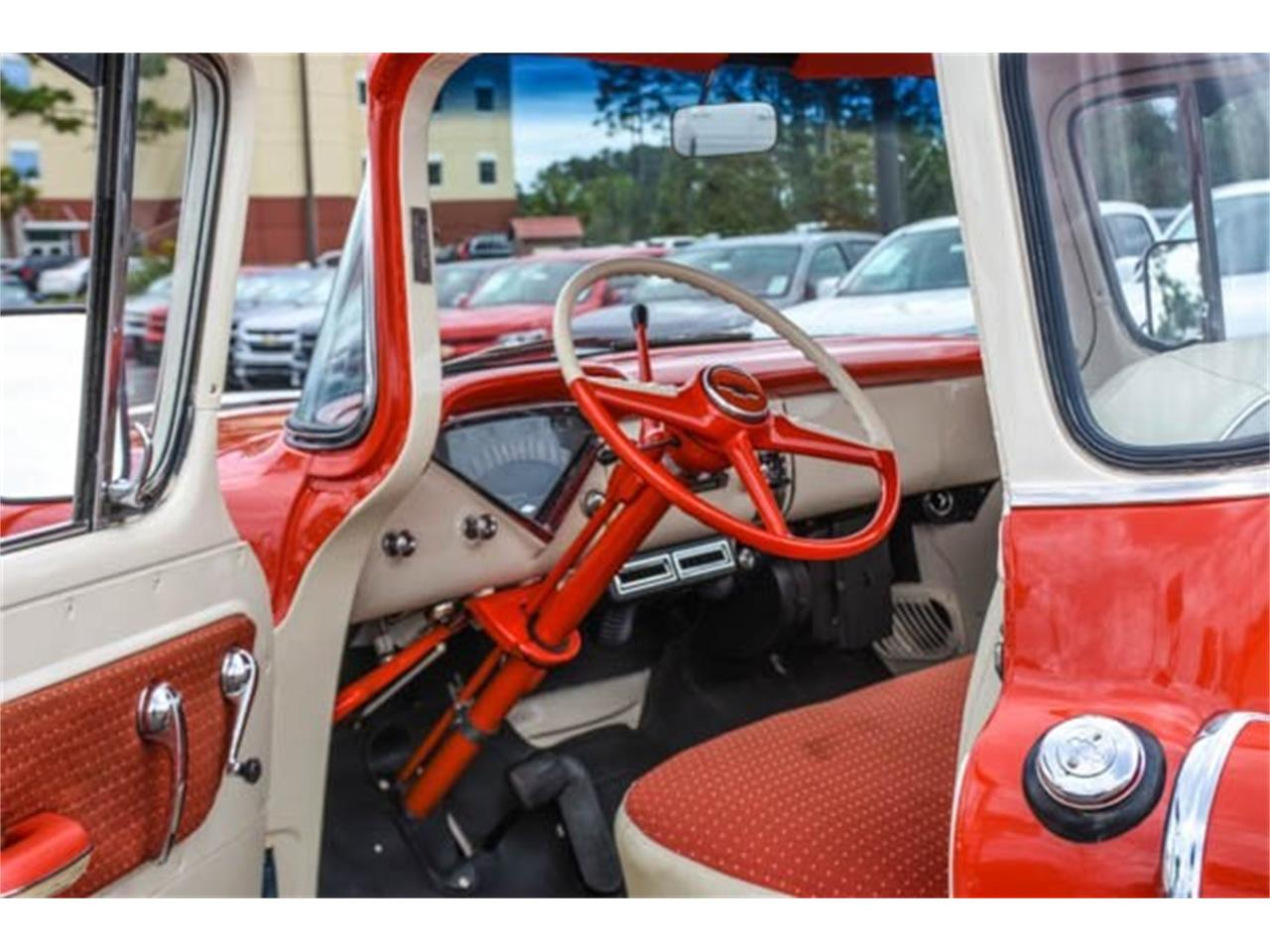 Large Picture of 1956 Chevrolet Cameo - PTQJ