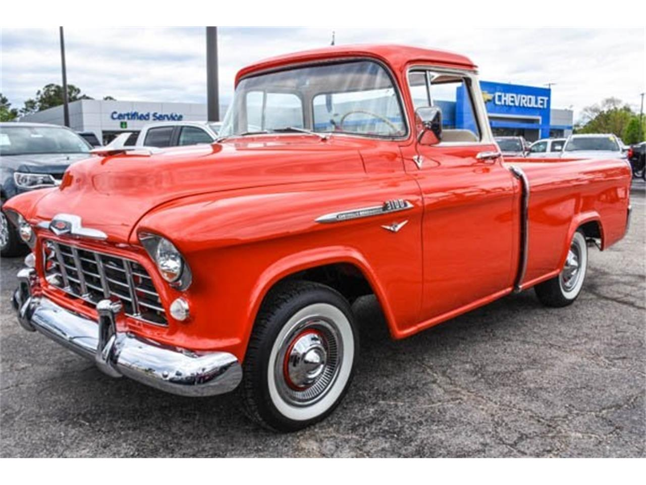 Large Picture of Classic '56 Cameo Offered by Jud Kuhn Chevrolet - PTQJ