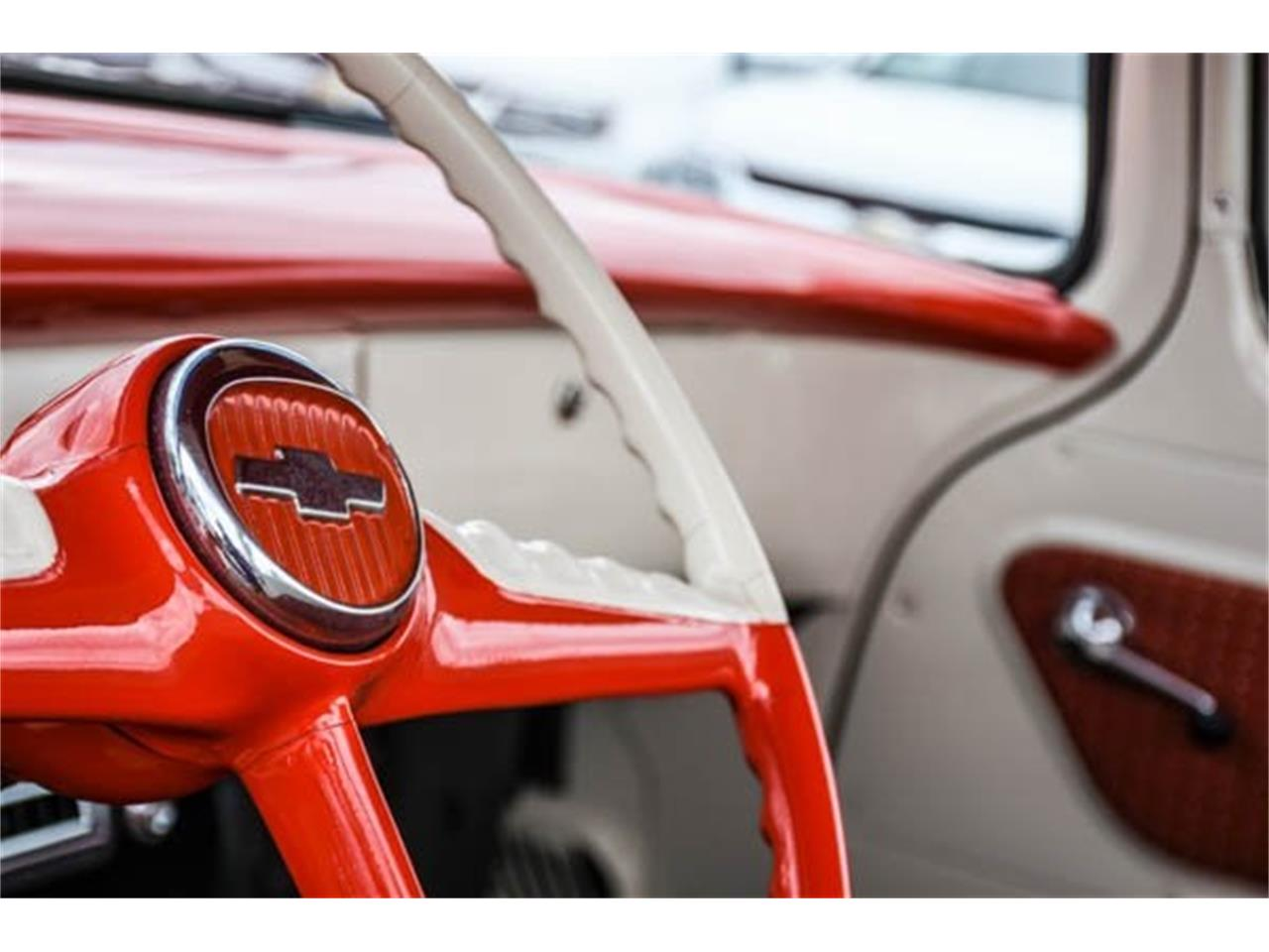 Large Picture of 1956 Chevrolet Cameo - $57,995.00 Offered by Jud Kuhn Chevrolet - PTQJ