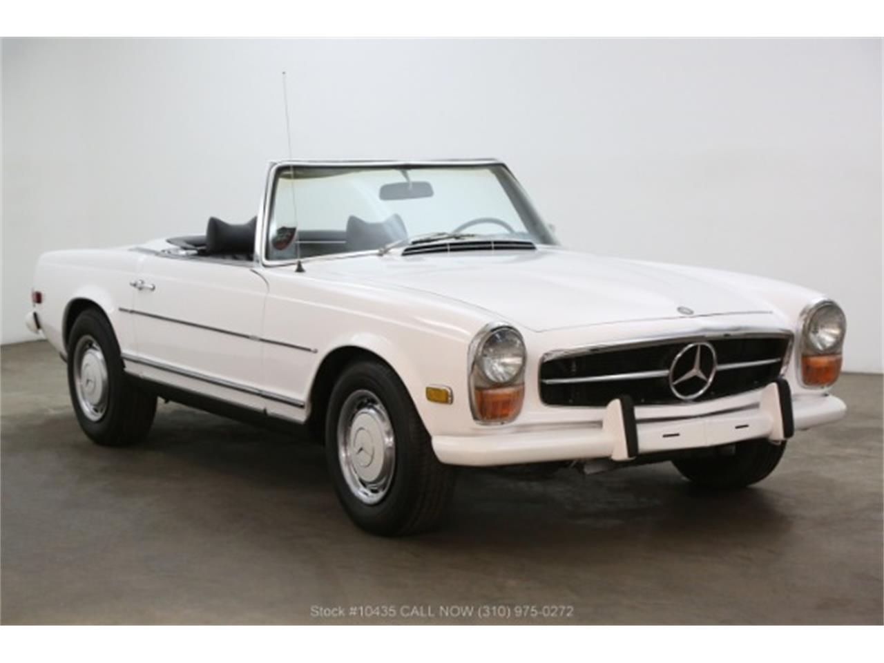 For Sale 1971 Mercedes Benz 280sl In Beverly Hills California
