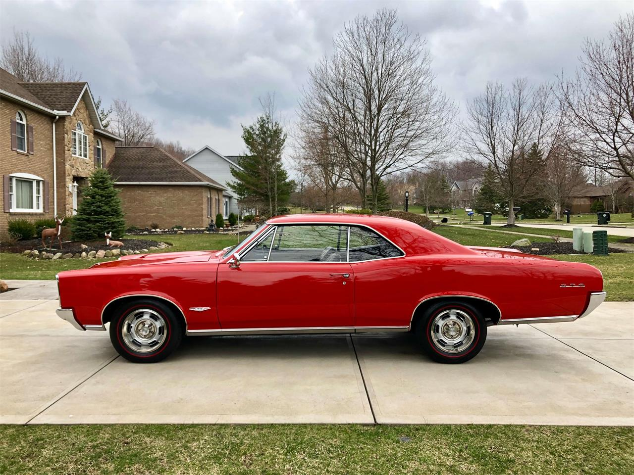 For Sale: 1966 Pontiac GTO in North Royalton, Ohio