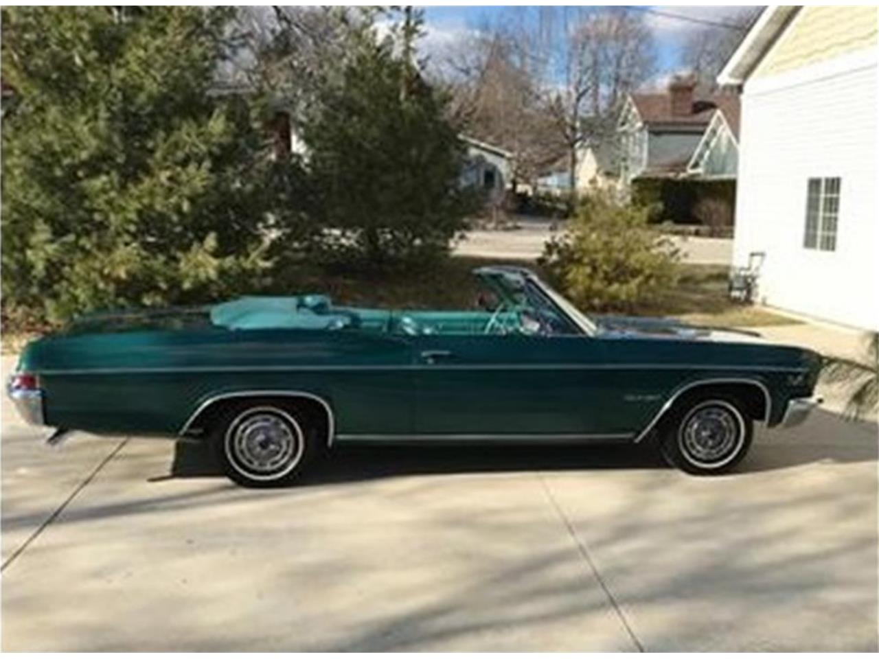 Large Picture of '66 Impala SS427 - PTQX