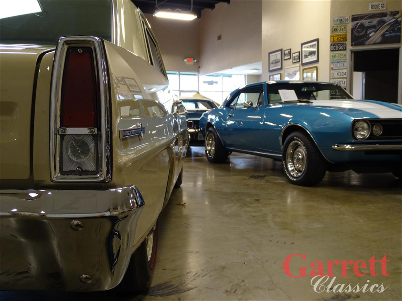 Large Picture of '66 Chevy II - PTQZ