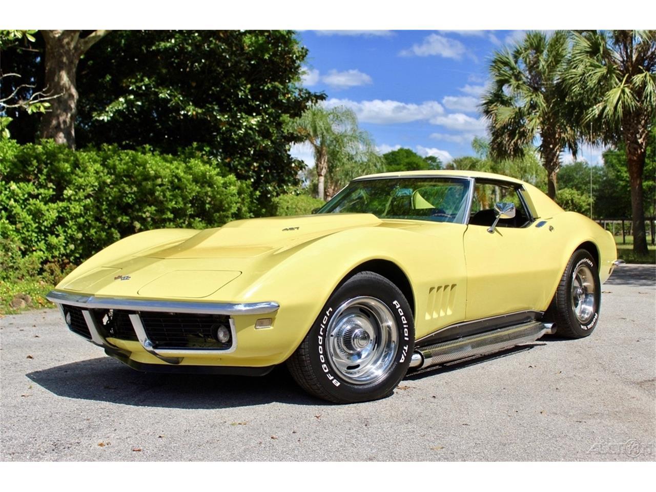 For Sale: 1968 Chevrolet Corvette in Eustis, Florida