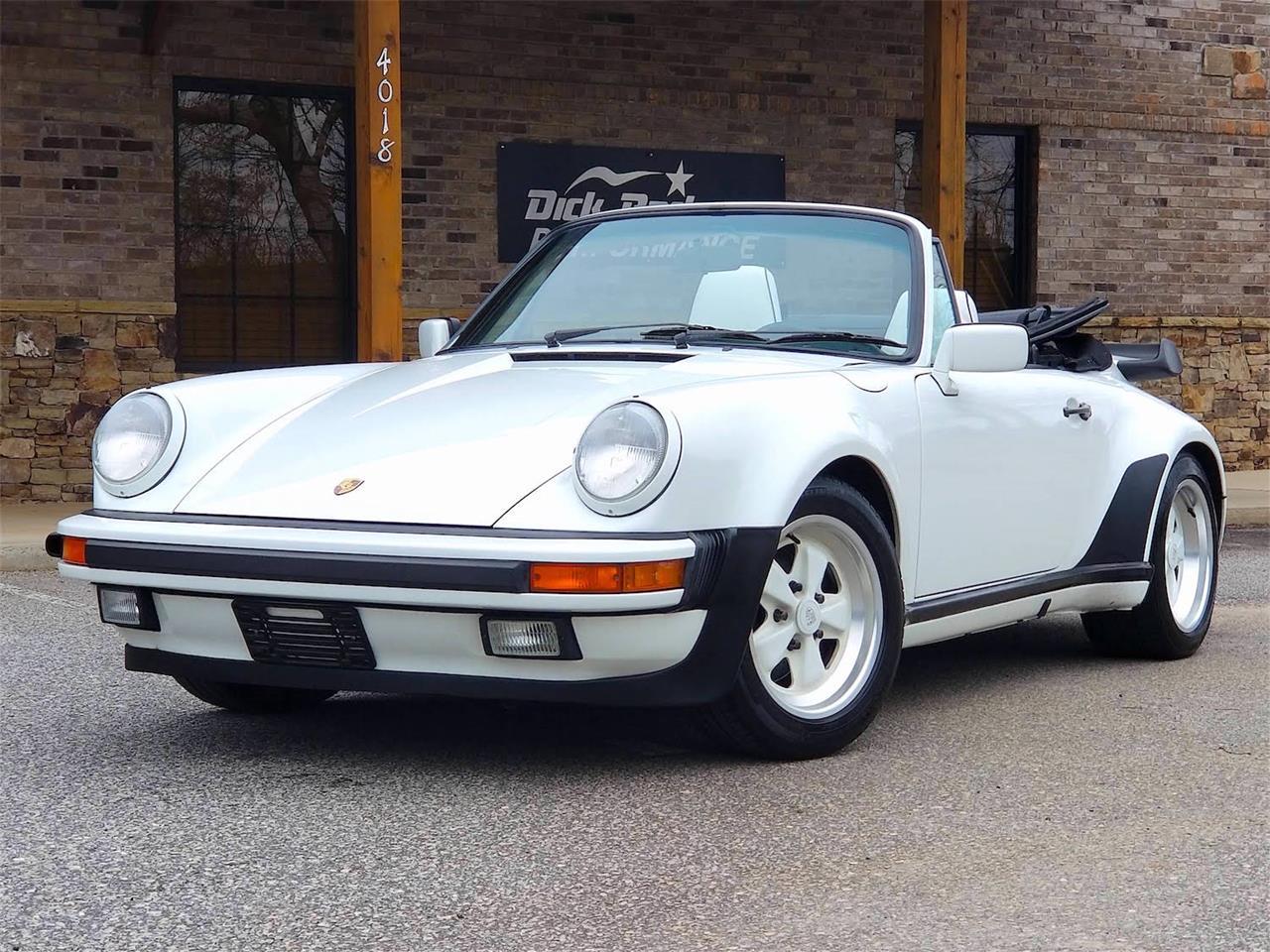 1988 Porsche 911 >> 1988 Porsche 911 Carrera For Sale Classiccars Com Cc 1204959