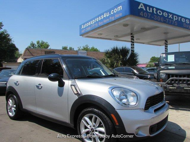 Picture of '11 Cooper Countryman - PPYQ