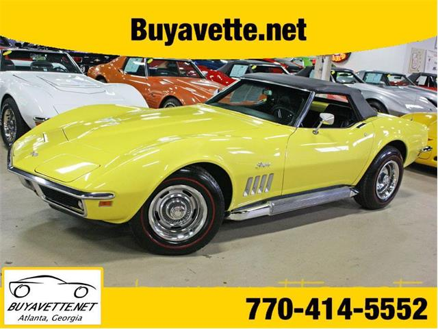 Picture of '69 Corvette - $45,999.00 Offered by  - PTT5