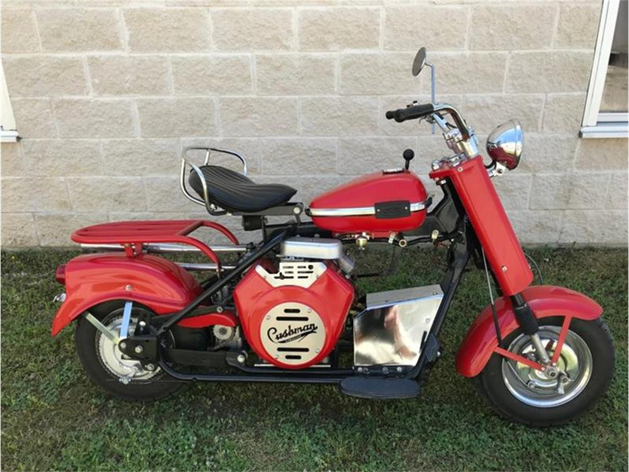 Large Picture of '63 Motorcycle - PTTD