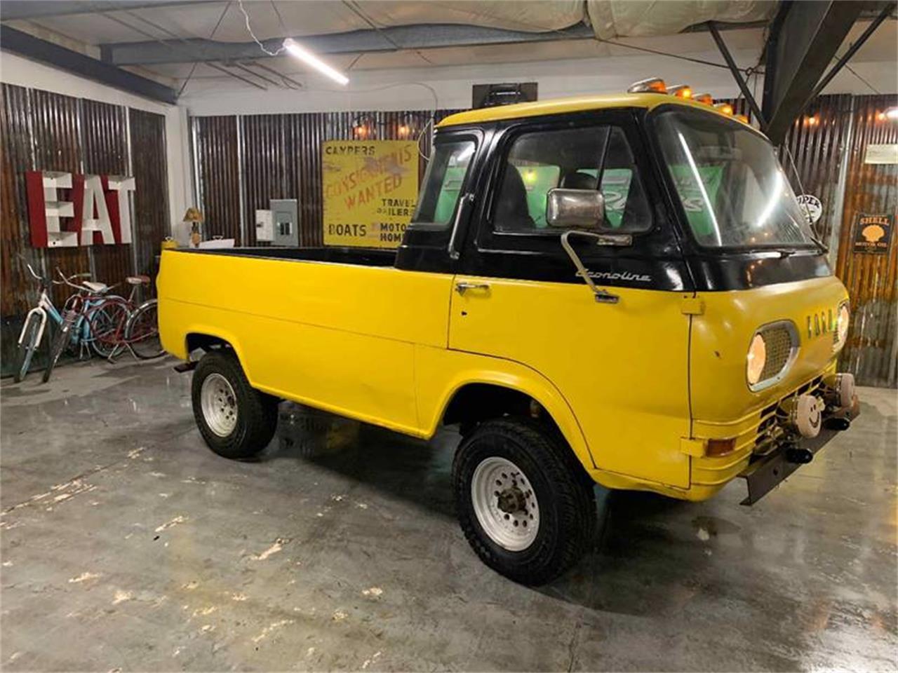 For Sale: 1961 Ford Econoline in Redmond, Oregon