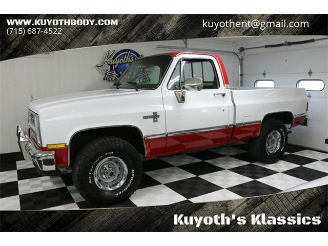 Picture of '86 C/K 10 - PTTN