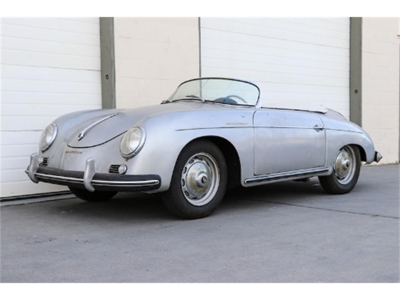 Large Picture of Classic '57 Porsche 356A Offered by Gullwing Motor Cars - PTTP