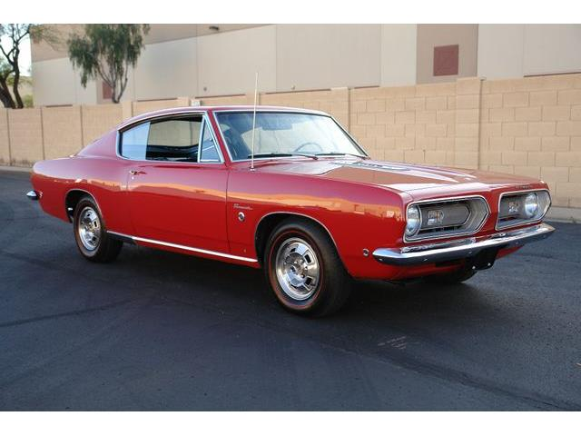 Picture of Classic '68 Plymouth Barracuda located in Arizona - $34,950.00 - PTUI