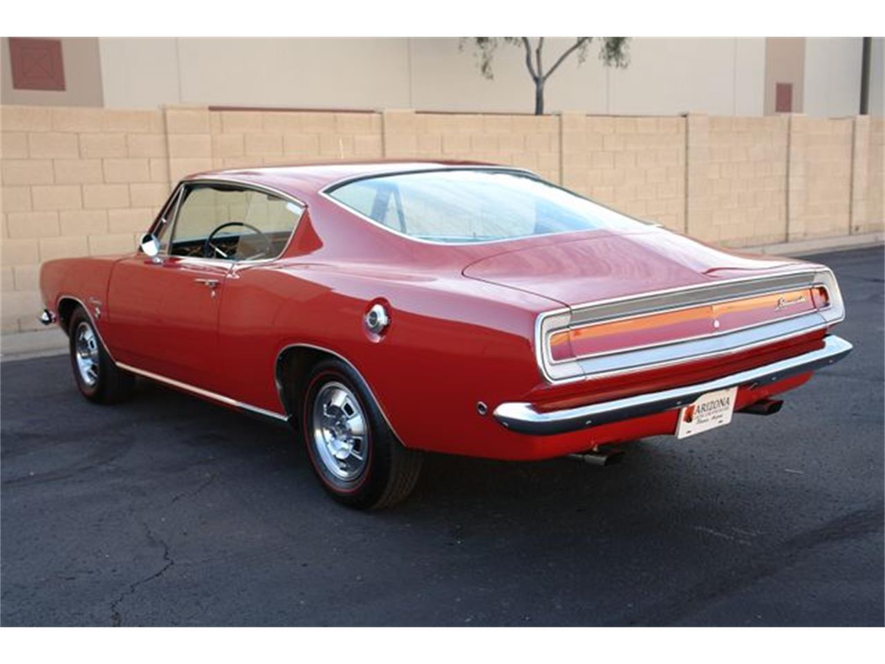 Large Picture of '68 Barracuda - PTUI
