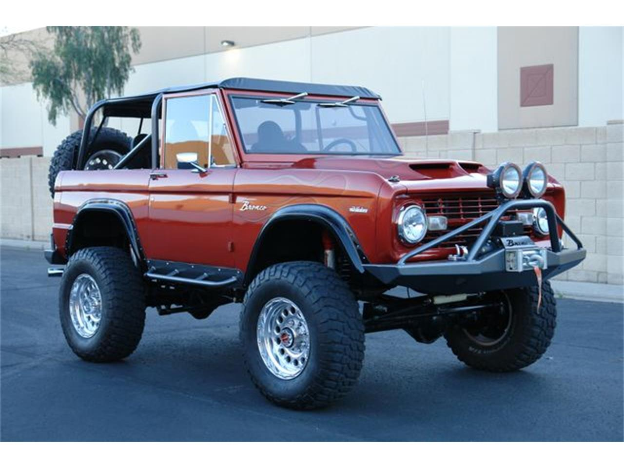 Large Picture of Classic 1969 Ford Bronco Offered by Arizona Classic Car Sales - PTUJ