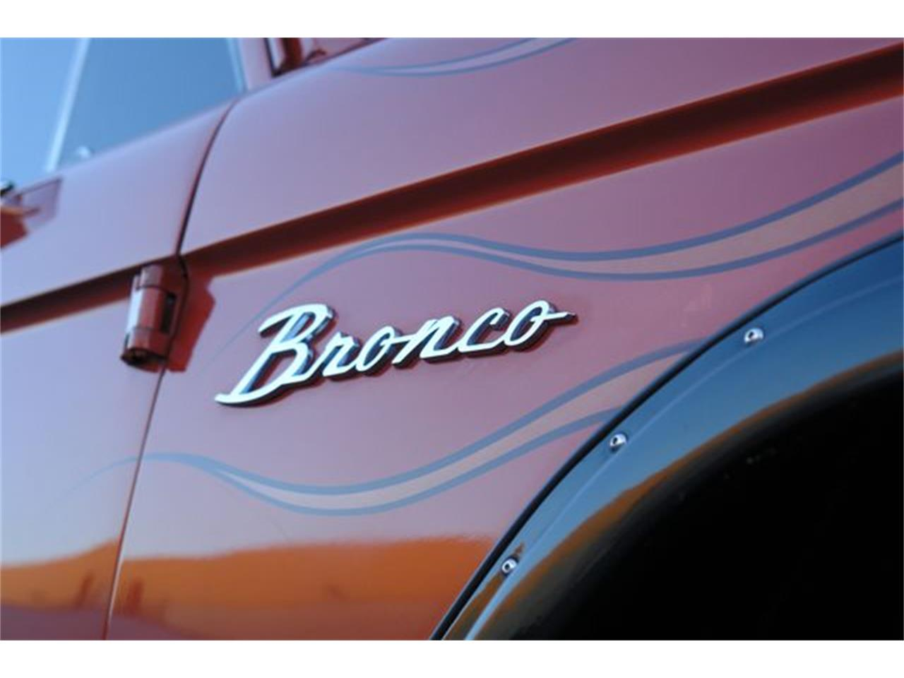 Large Picture of 1969 Ford Bronco - $67,950.00 Offered by Arizona Classic Car Sales - PTUJ