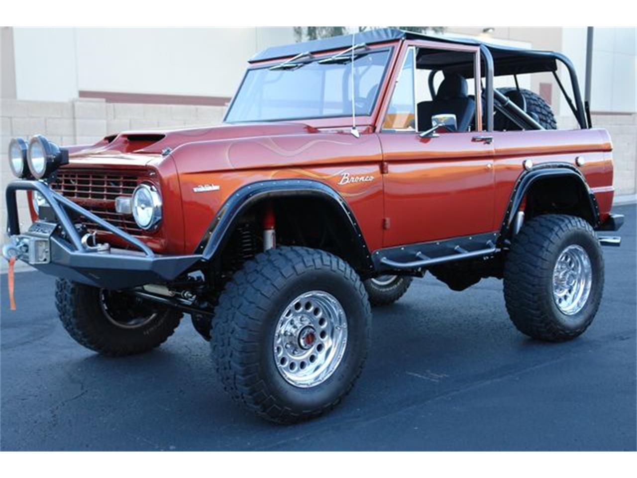 Large Picture of 1969 Ford Bronco - $67,950.00 - PTUJ