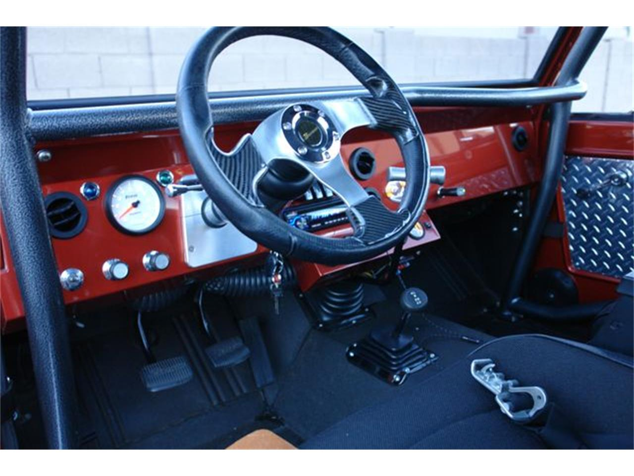 Large Picture of Classic 1969 Bronco located in Phoenix Arizona - $67,950.00 Offered by Arizona Classic Car Sales - PTUJ