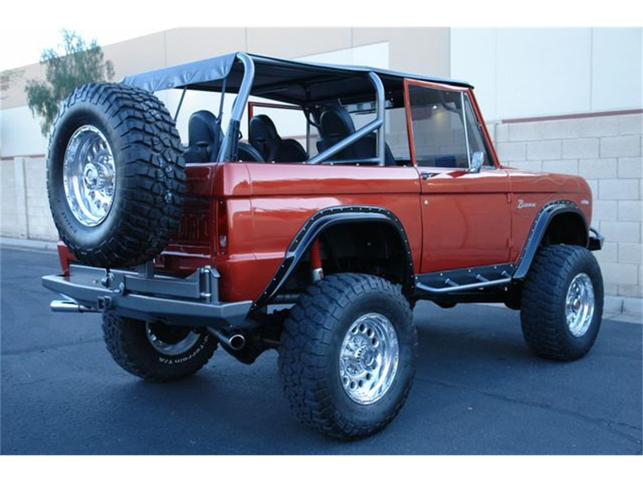 Large Picture of '69 Bronco located in Arizona - $67,950.00 Offered by Arizona Classic Car Sales - PTUJ