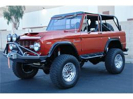 Picture of Classic '69 Ford Bronco Offered by Arizona Classic Car Sales - PTUJ