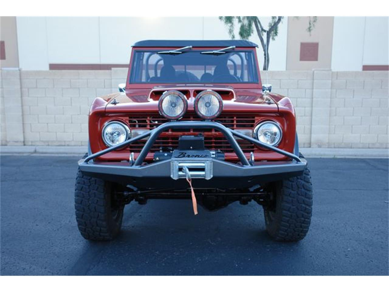 Large Picture of Classic '69 Ford Bronco - $67,950.00 Offered by Arizona Classic Car Sales - PTUJ