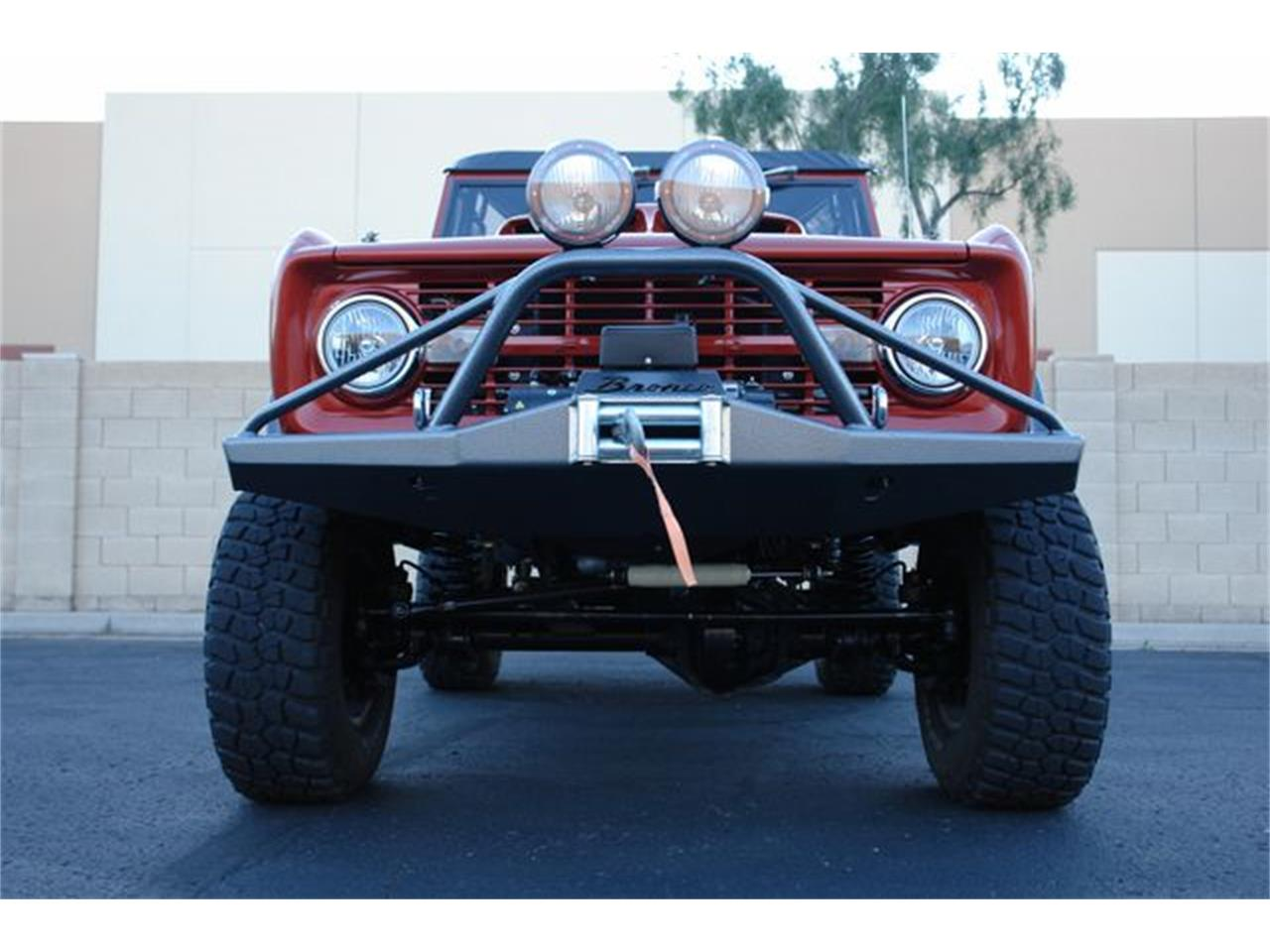 Large Picture of 1969 Ford Bronco located in Arizona - PTUJ