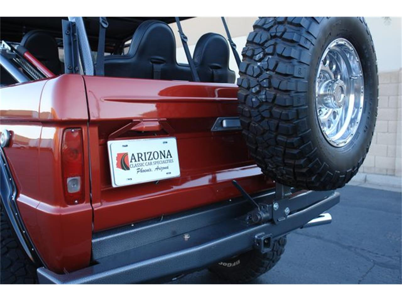 Large Picture of '69 Ford Bronco Offered by Arizona Classic Car Sales - PTUJ