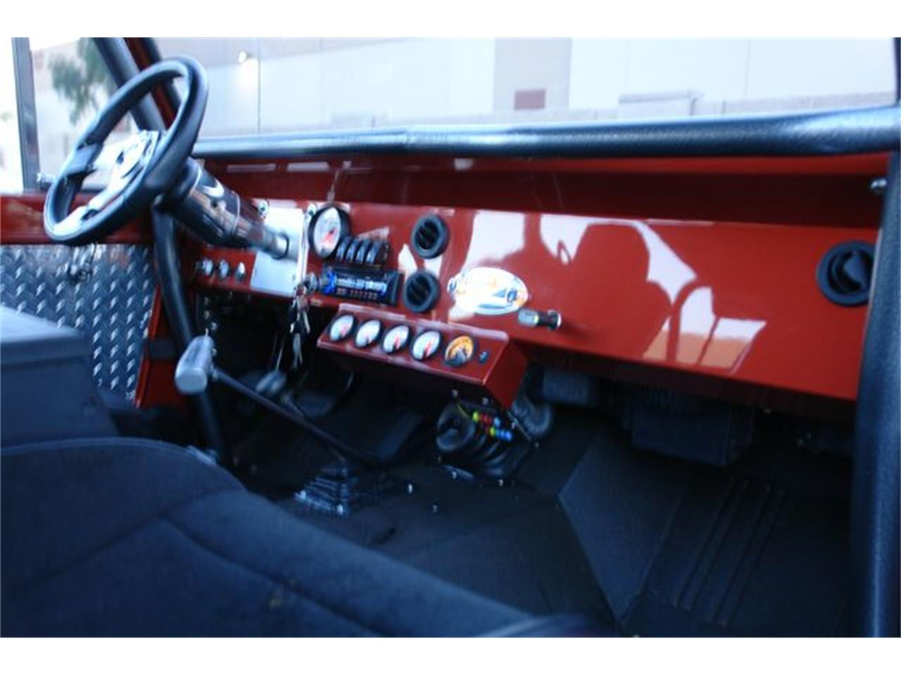 Large Picture of Classic '69 Bronco Offered by Arizona Classic Car Sales - PTUJ