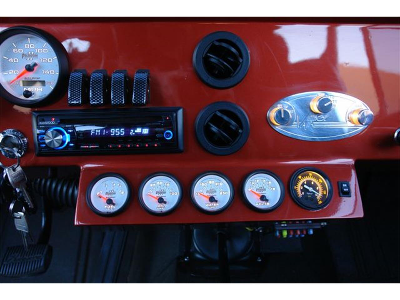 Large Picture of '69 Bronco located in Phoenix Arizona Offered by Arizona Classic Car Sales - PTUJ