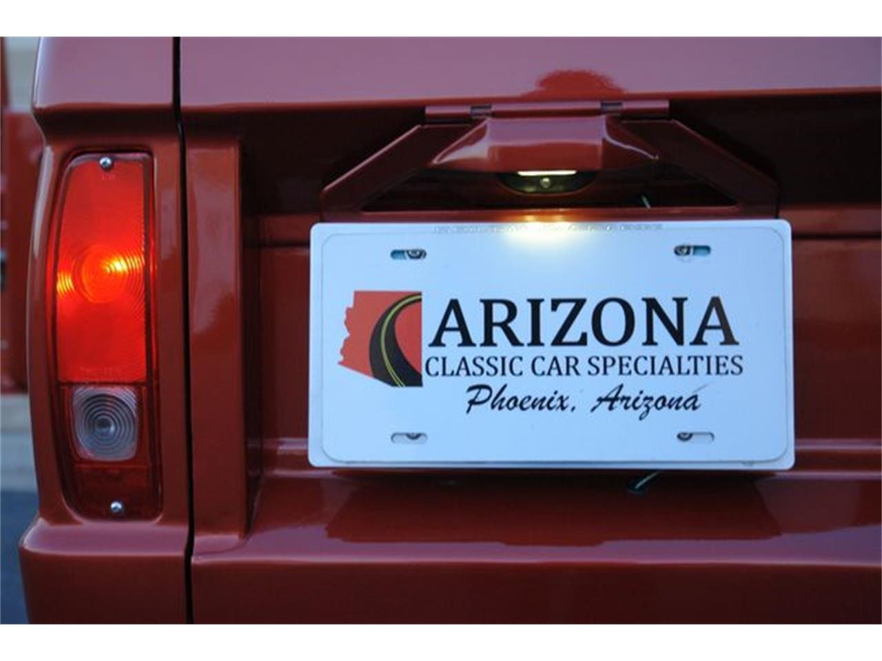 Large Picture of Classic '69 Bronco - $67,950.00 Offered by Arizona Classic Car Sales - PTUJ